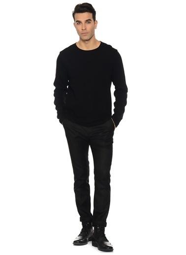 Casual Friday Sweatshirt Siyah